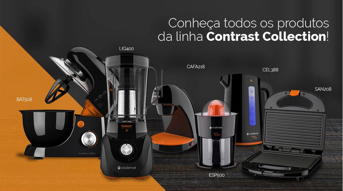 Conheça todos os produtos da linha Contrast Collection!