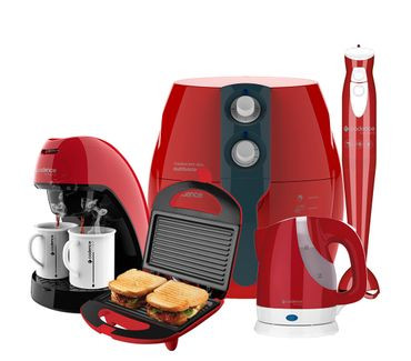Kit-Colors-Vermelho-Perfect-Fryer-Cadence