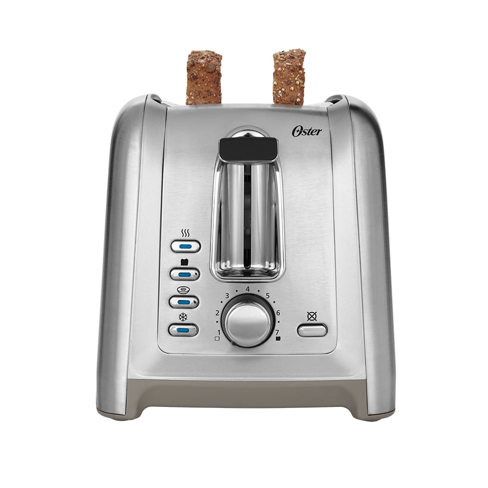 Kit Inox Premium Forno - Torradeira - Liquidificador Oster