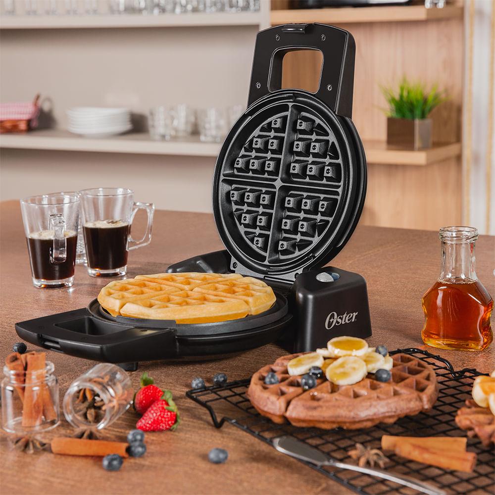 Kit Fun Fritadeira - Waffle - Blender Oster