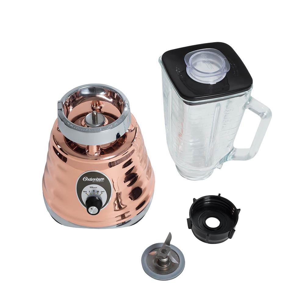 Liquidificador Osterizer Clássico Oster Cobre 4128