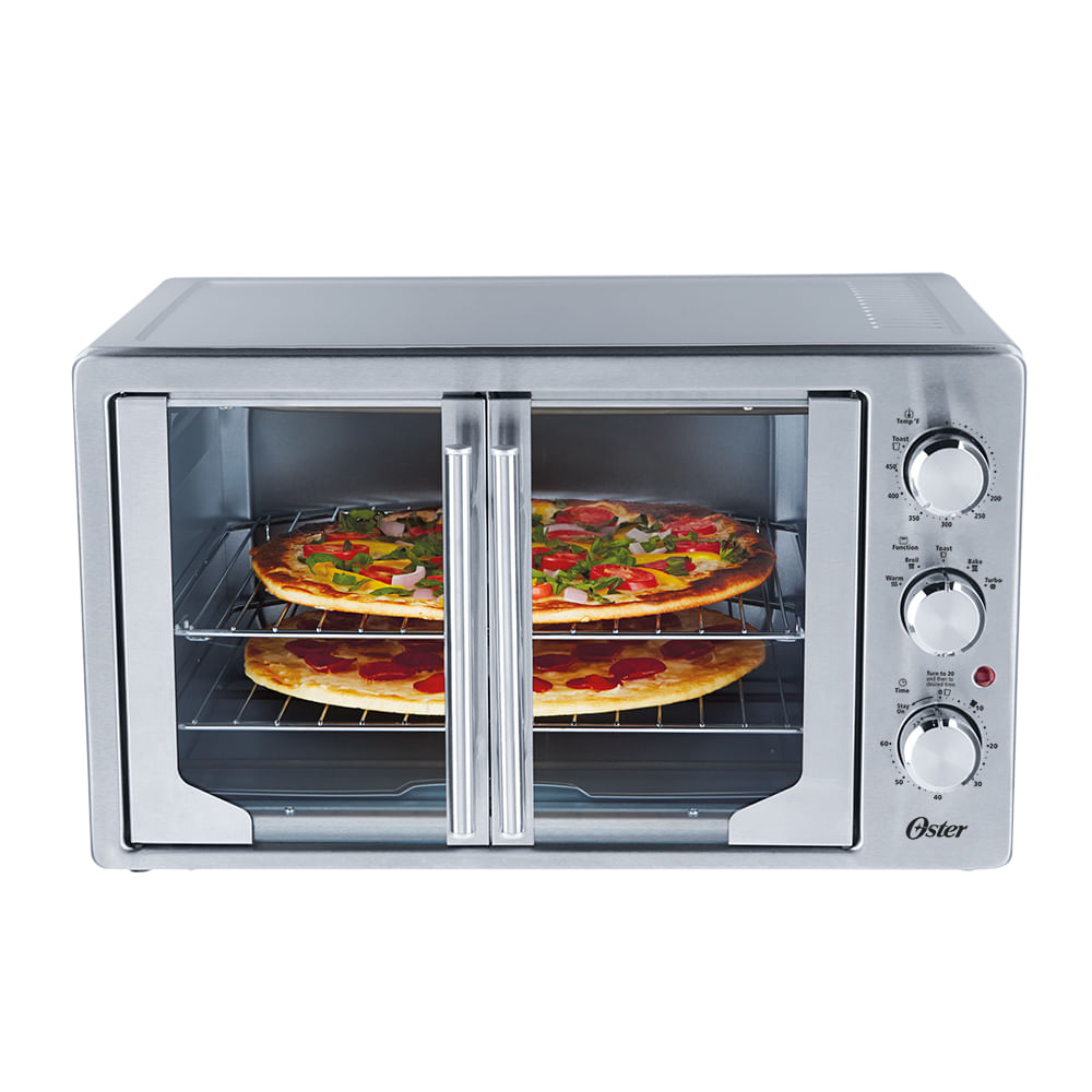 Forno Elétrico Oster 42L Porta Dupla French Door