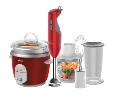 Kit-Mixer-Delight-Vermelho-e-Panela-Facile-Oster