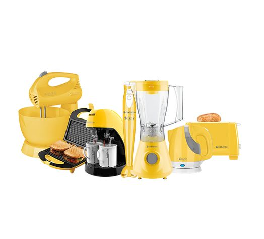 Kit-Cadence-Colors-Amarelo-Cozinha-Completa-II