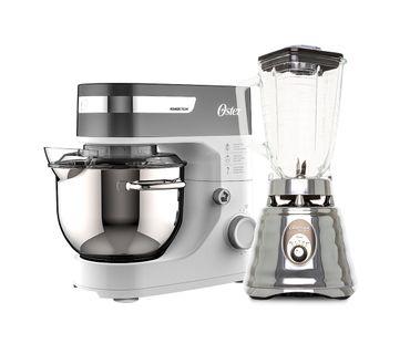 Kit-Batedeira-Planetaria-White-Bowl-Inox-e-Liquidificador-Osterizer