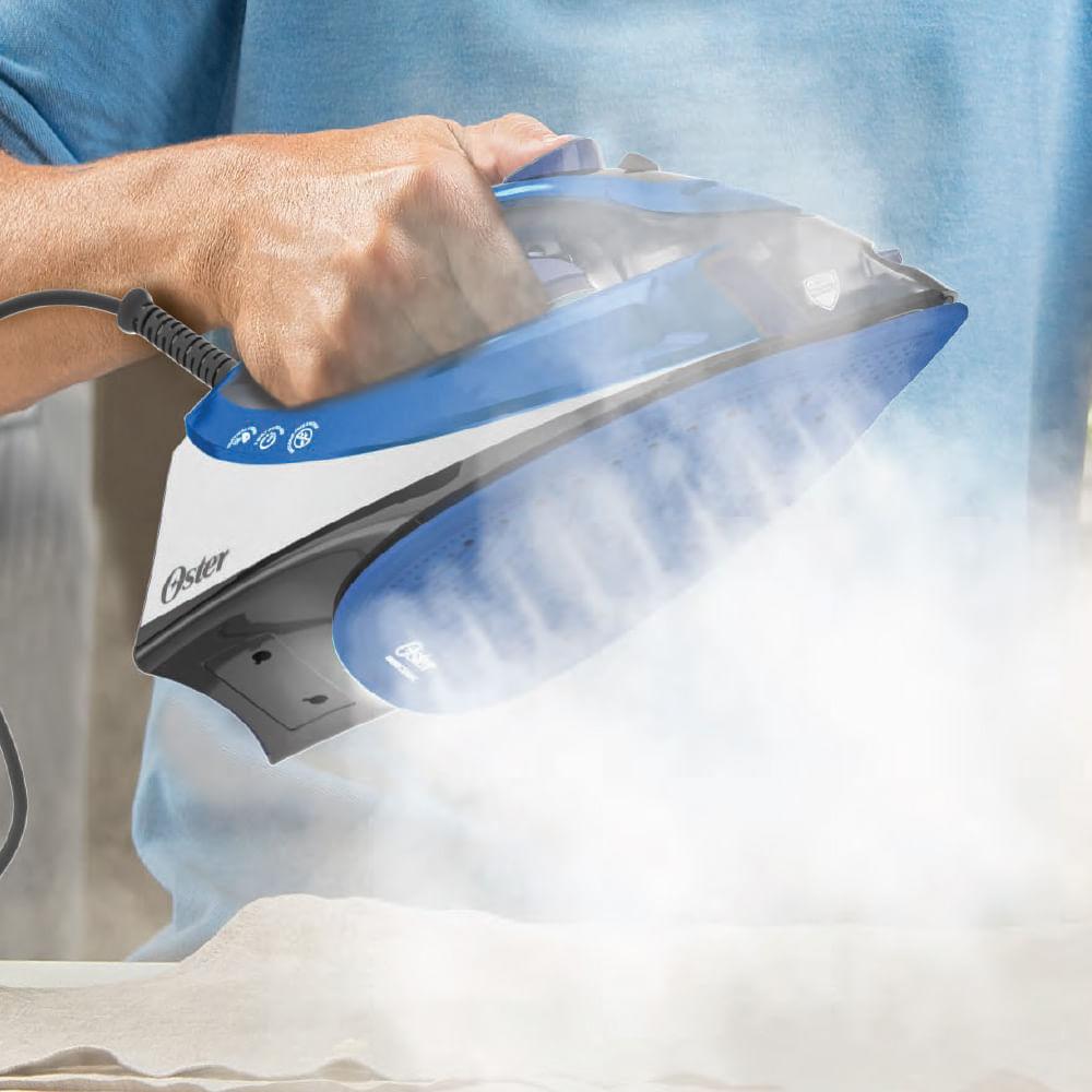 Ferro de Passar a Vapor Cerâmica Oster Turbo Steam