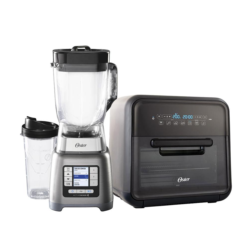 Kit Fritadeira Super Fryer e Liquidificador Active Sense Oster