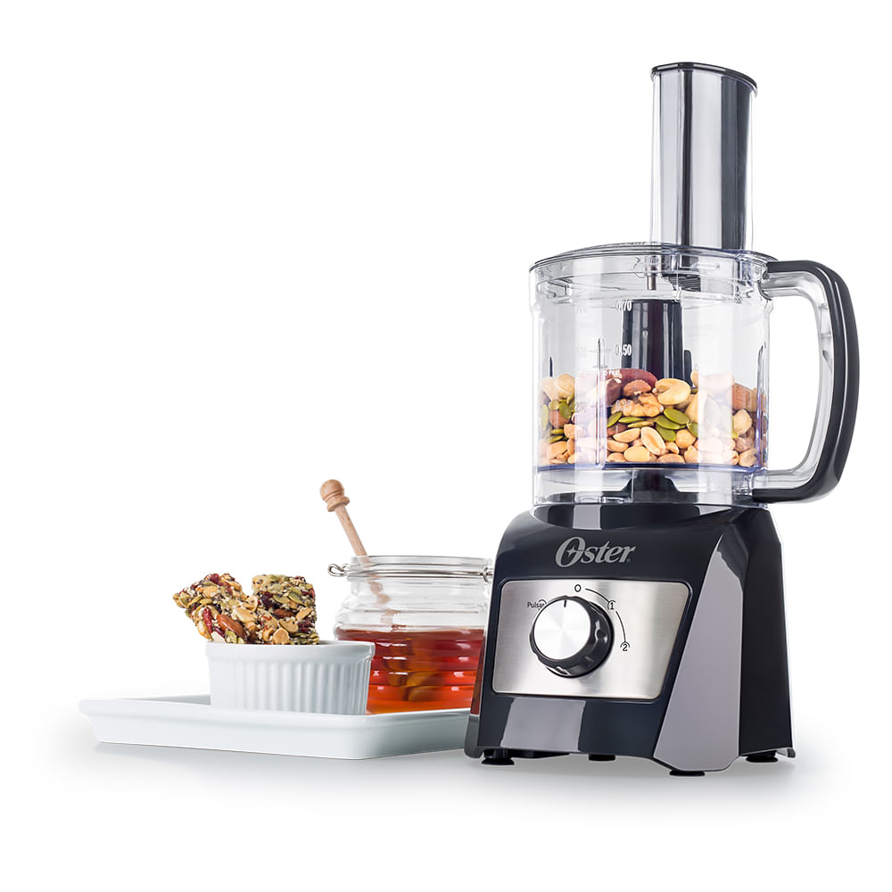 Kit Fritadeira Super Fryer e Processador de Alimentos Compacto Oster
