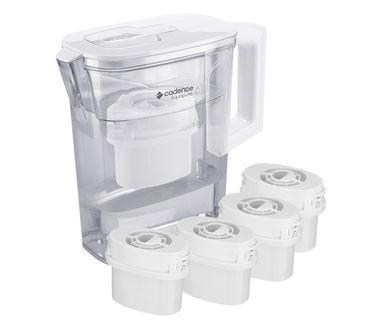 Kit-Purificador-Cadence-Aquapure-com-4-Filtros-Extras