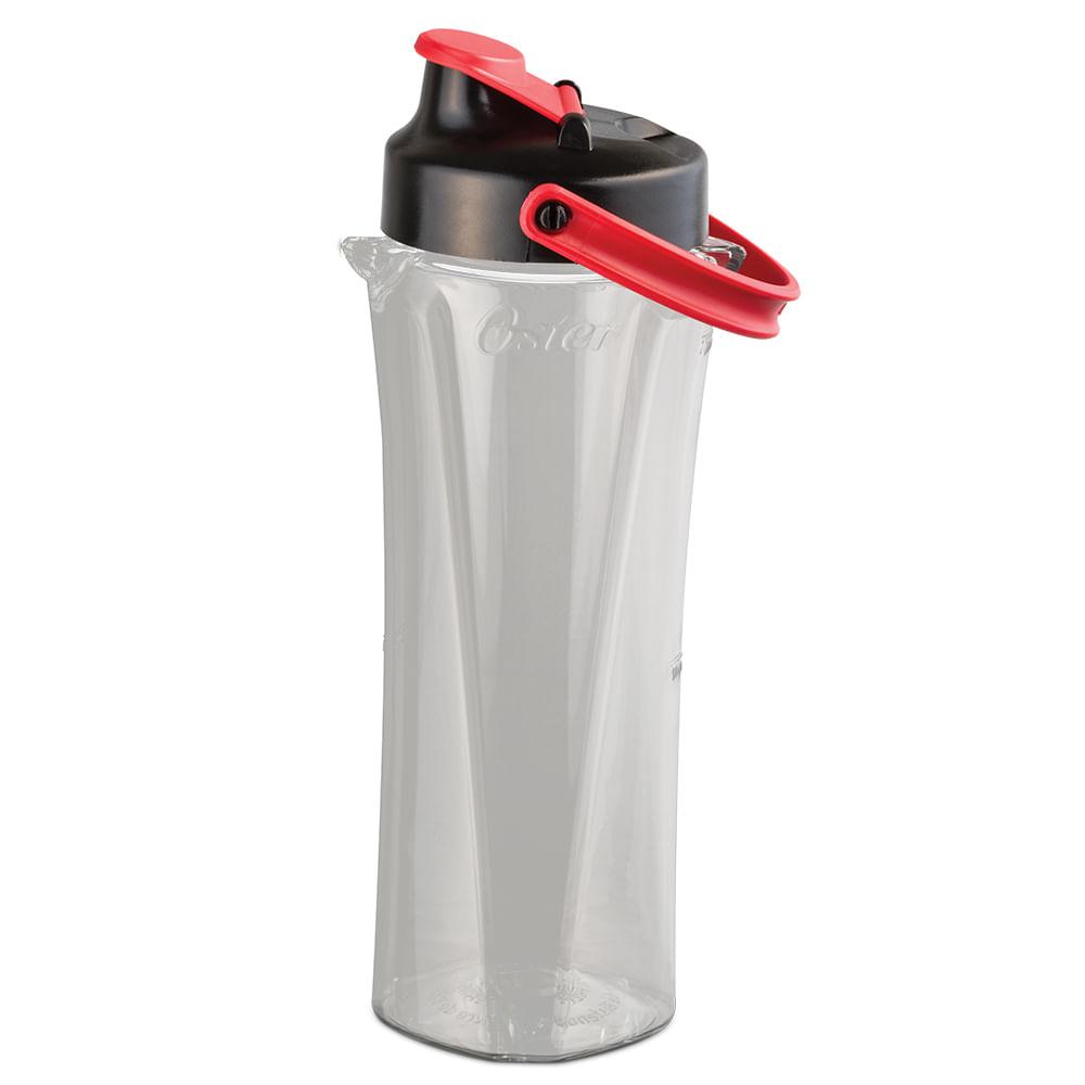 Kit Osterizer Vermelho - Liquidificador e Acessórios