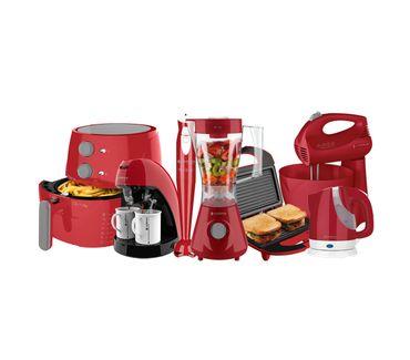 Kit-Cadence-Colors-Cozinha-Completa-Vermelha