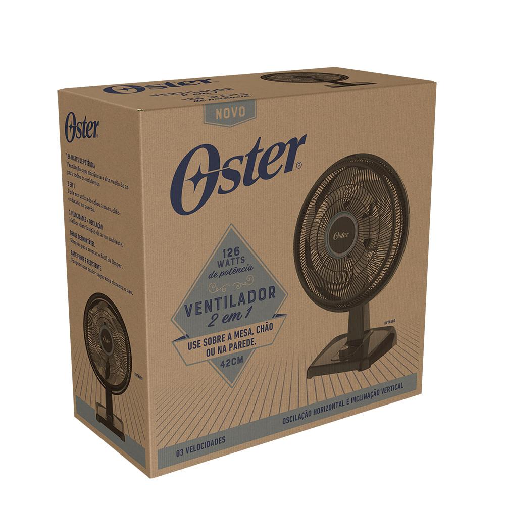 Ventilador Oster Super Breeze 2 em 1