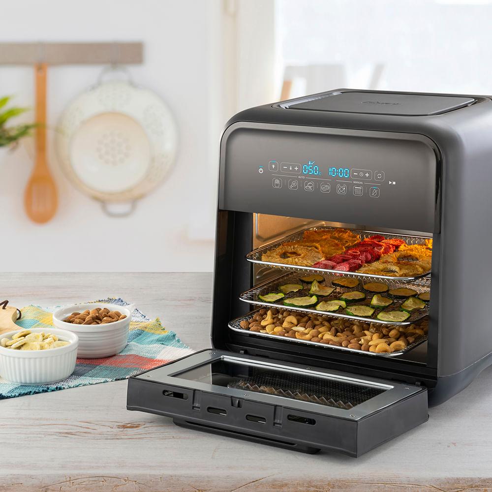 Fritadeira Super Fryer 10L Oster 3 em 1