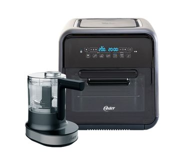 Kit-Fritadeira-Super-Fryer-e-Processador-de-Alimentos-Oster-Up---Down