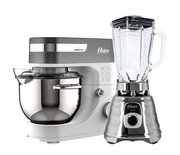 Kit-Batedeira-Planetaria-White-Bowl-Inox-e-Liquidificador-New-Osterizer